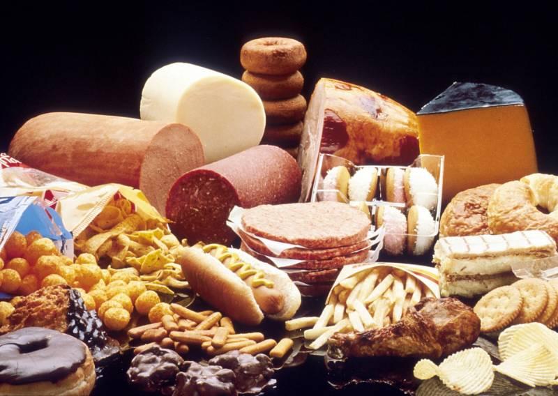Cibi che contengono Colesterolo
